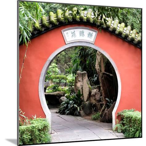 China 10MKm2 Collection - Asian Gateway-Philippe Hugonnard-Mounted Photographic Print