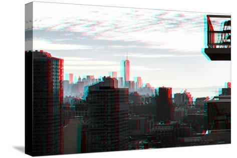 After Twitch NYC - For Home-Philippe Hugonnard-Stretched Canvas Print