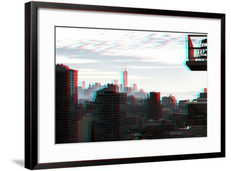 After Twitch NYC - For Home-Philippe Hugonnard-Framed Art Print