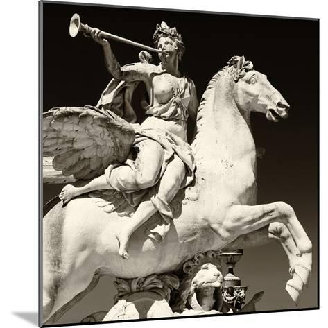 Paris Focus - French Sculpture-Philippe Hugonnard-Mounted Photographic Print