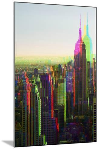 After Twitch NYC - Empire State Building-Philippe Hugonnard-Mounted Photographic Print