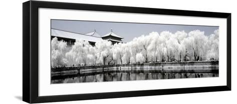 China 10MKm2 Collection - Another Look - Reflections-Philippe Hugonnard-Framed Art Print