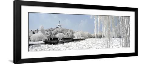 China 10MKm2 Collection - Another Look - Lotus Lake-Philippe Hugonnard-Framed Art Print