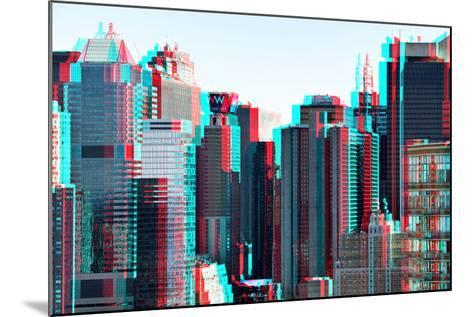 After Twitch NYC - Manhattan-Philippe Hugonnard-Mounted Photographic Print