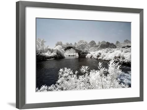China 10MKm2 Collection - Another Look - Yulong Bridge-Philippe Hugonnard-Framed Art Print