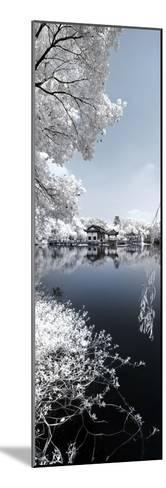 China 10MKm2 Collection - Another Look - Blue Lake-Philippe Hugonnard-Mounted Photographic Print