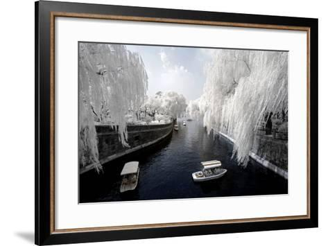 China 10MKm2 Collection - Another Look - Sunday in Beijing-Philippe Hugonnard-Framed Art Print