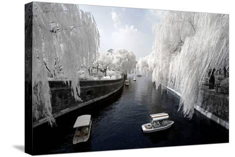 China 10MKm2 Collection - Another Look - Sunday in Beijing-Philippe Hugonnard-Stretched Canvas Print