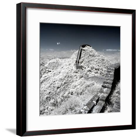 China 10MKm2 Collection - Another Look - Great Wall of China-Philippe Hugonnard-Framed Art Print