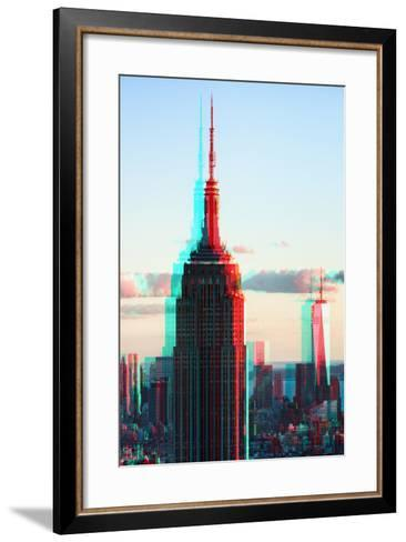 After Twitch NYC - Towers-Philippe Hugonnard-Framed Art Print