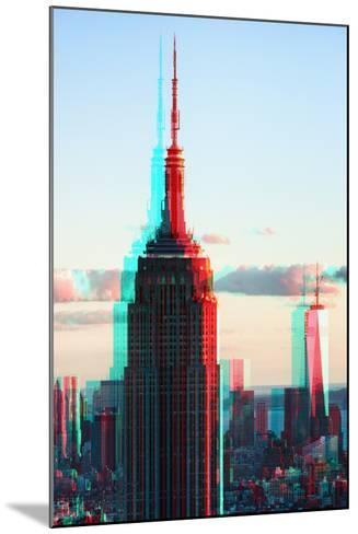 After Twitch NYC - Towers-Philippe Hugonnard-Mounted Photographic Print