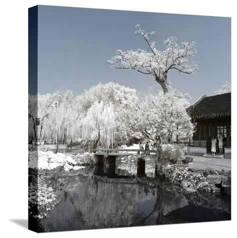 China 10MKm2 Collection - Another Look - Lotus Park-Philippe Hugonnard-Stretched Canvas Print