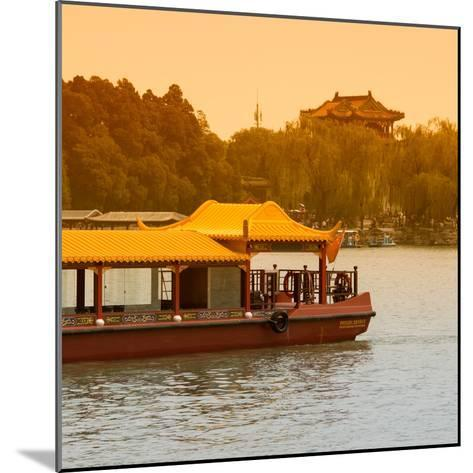 China 10MKm2 Collection - Traditional Dragon Boat-Philippe Hugonnard-Mounted Photographic Print