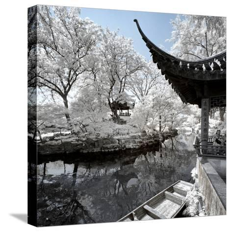China 10MKm2 Collection - Another Look - Boat Trip-Philippe Hugonnard-Stretched Canvas Print