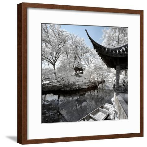 China 10MKm2 Collection - Another Look - Boat Trip-Philippe Hugonnard-Framed Art Print