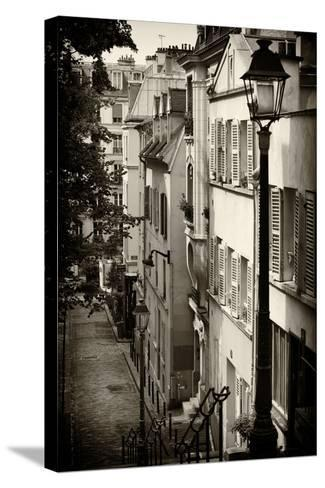 Paris Focus - Paris Montmartre-Philippe Hugonnard-Stretched Canvas Print