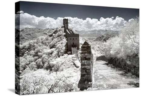 China 10MKm2 Collection - Another Look - Great Wall of China-Philippe Hugonnard-Stretched Canvas Print