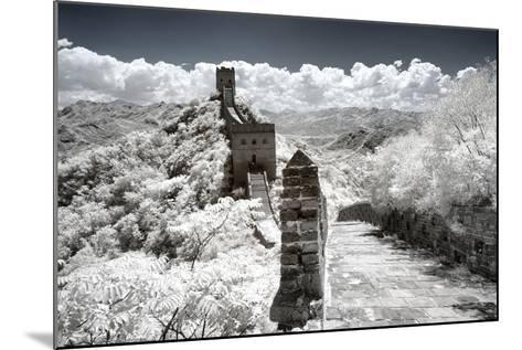 China 10MKm2 Collection - Another Look - Great Wall of China-Philippe Hugonnard-Mounted Photographic Print