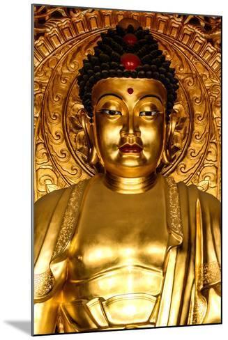 China 10MKm2 Collection - Buddha-Philippe Hugonnard-Mounted Photographic Print