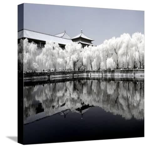 China 10MKm2 Collection - Another Look - Reflections-Philippe Hugonnard-Stretched Canvas Print