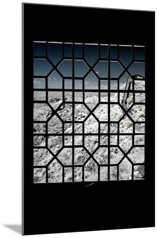 China 10MKm2 Collection - Asian Window - Another Look Series - Great Wall of China-Philippe Hugonnard-Mounted Photographic Print