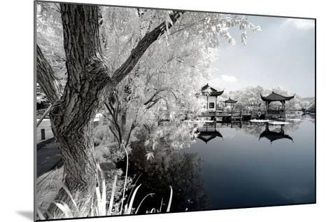 China 10MKm2 Collection - Another Look - Reflection of Temples-Philippe Hugonnard-Mounted Photographic Print