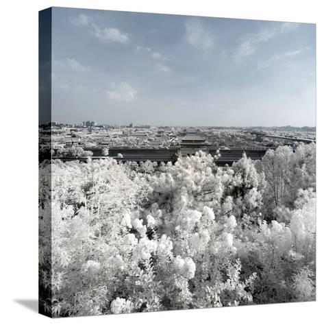 China 10MKm2 Collection - Another Look - Forbidden City-Philippe Hugonnard-Stretched Canvas Print