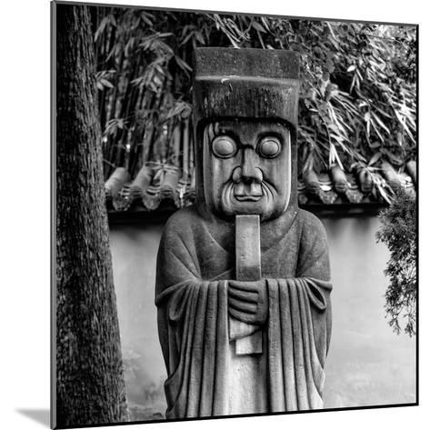 China 10MKm2 Collection - Chinese ancient Statue-Philippe Hugonnard-Mounted Photographic Print