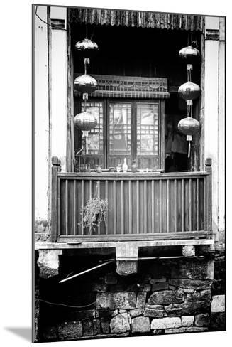 China 10MKm2 Collection - Chinese Architecture-Philippe Hugonnard-Mounted Photographic Print