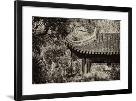 China 10MKm2 Collection - Chinese Architecture-Philippe Hugonnard-Framed Art Print