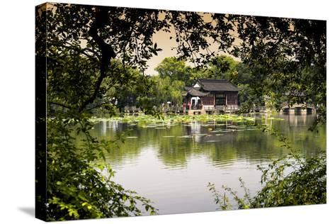 China 10MKm2 Collection - Chinese Natural Landscape-Philippe Hugonnard-Stretched Canvas Print
