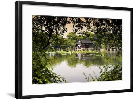 China 10MKm2 Collection - Chinese Natural Landscape-Philippe Hugonnard-Framed Art Print