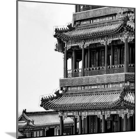 China 10MKm2 Collection - Detail of Summer Palace-Philippe Hugonnard-Mounted Photographic Print