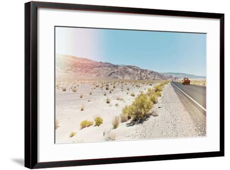 Pastel Series - American West-Philippe Hugonnard-Framed Art Print