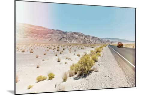 Pastel Series - American West-Philippe Hugonnard-Mounted Photographic Print