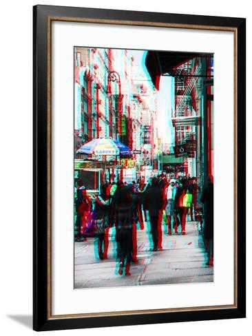 After Twitch NYC - Winter Walk-Philippe Hugonnard-Framed Art Print