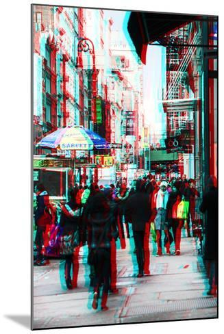 After Twitch NYC - Winter Walk-Philippe Hugonnard-Mounted Photographic Print