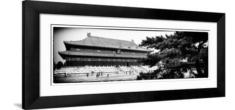 China 10MKm2 Collection - Forbidden City - Beijing-Philippe Hugonnard-Framed Art Print