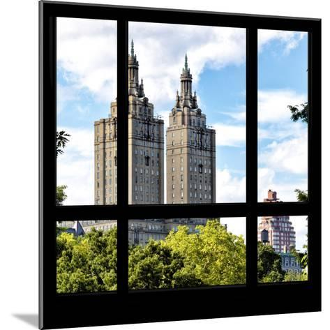 View from the Window - San Remo Building - Central Park-Philippe Hugonnard-Mounted Photographic Print