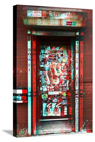 After Twitch NYC - City Gate-Philippe Hugonnard-Stretched Canvas Print