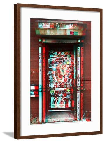After Twitch NYC - City Gate-Philippe Hugonnard-Framed Art Print