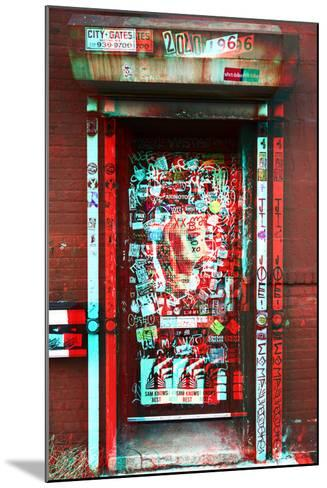 After Twitch NYC - City Gate-Philippe Hugonnard-Mounted Photographic Print