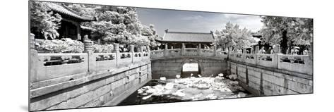 China 10MKm2 Collection - Another Look - Lotus Bridge-Philippe Hugonnard-Mounted Photographic Print