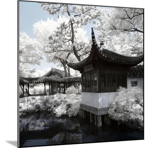 China 10MKm2 Collection - Another Look - Temple Lake-Philippe Hugonnard-Mounted Photographic Print