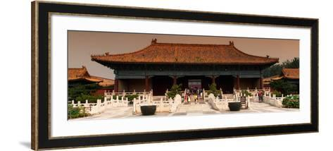 China 10MKm2 Collection - Forbidden City - Beijing-Philippe Hugonnard-Framed Art Print