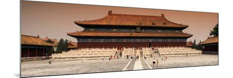 China 10MKm2 Collection - Forbidden City - Beijing-Philippe Hugonnard-Mounted Photographic Print