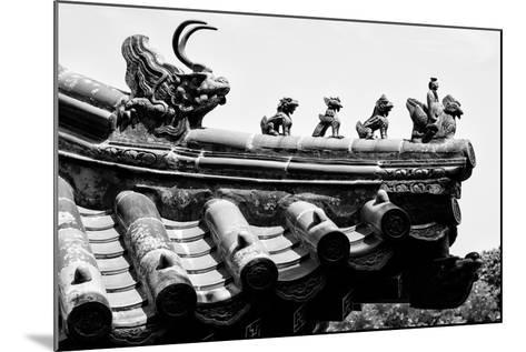 China 10MKm2 Collection - Detail of Lama Temple-Philippe Hugonnard-Mounted Photographic Print