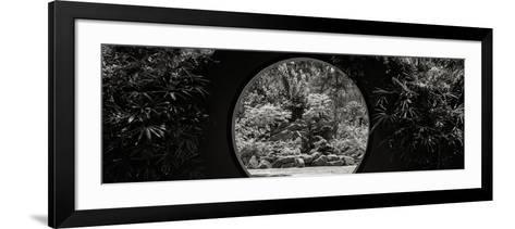 China 10MKm2 Collection - Gateway Chinese Garden-Philippe Hugonnard-Framed Art Print