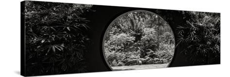 China 10MKm2 Collection - Gateway Chinese Garden-Philippe Hugonnard-Stretched Canvas Print