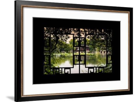 China 10MKm2 Collection - Asian Window - Chinese Natural Landscape-Philippe Hugonnard-Framed Art Print